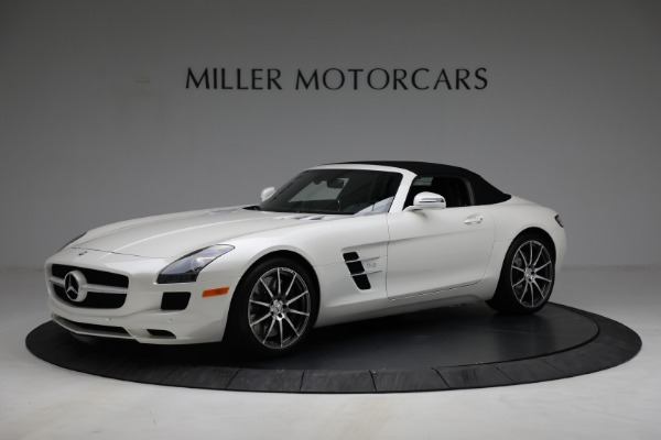 Used 2012 Mercedes-Benz SLS AMG for sale $159,900 at McLaren Greenwich in Greenwich CT 06830 4