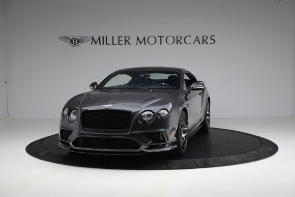 Used 2017 Bentley Continental GT Supersports for sale $189,900 at McLaren Greenwich in Greenwich CT 06830 2