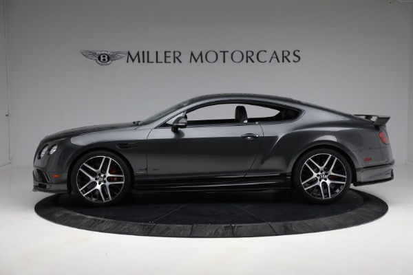 Used 2017 Bentley Continental GT Supersports for sale $189,900 at McLaren Greenwich in Greenwich CT 06830 3
