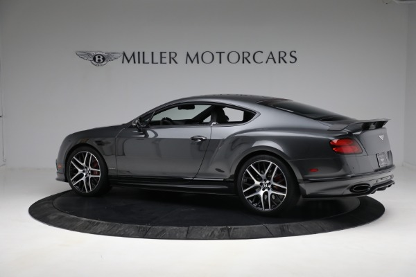 Used 2017 Bentley Continental GT Supersports for sale $189,900 at McLaren Greenwich in Greenwich CT 06830 4