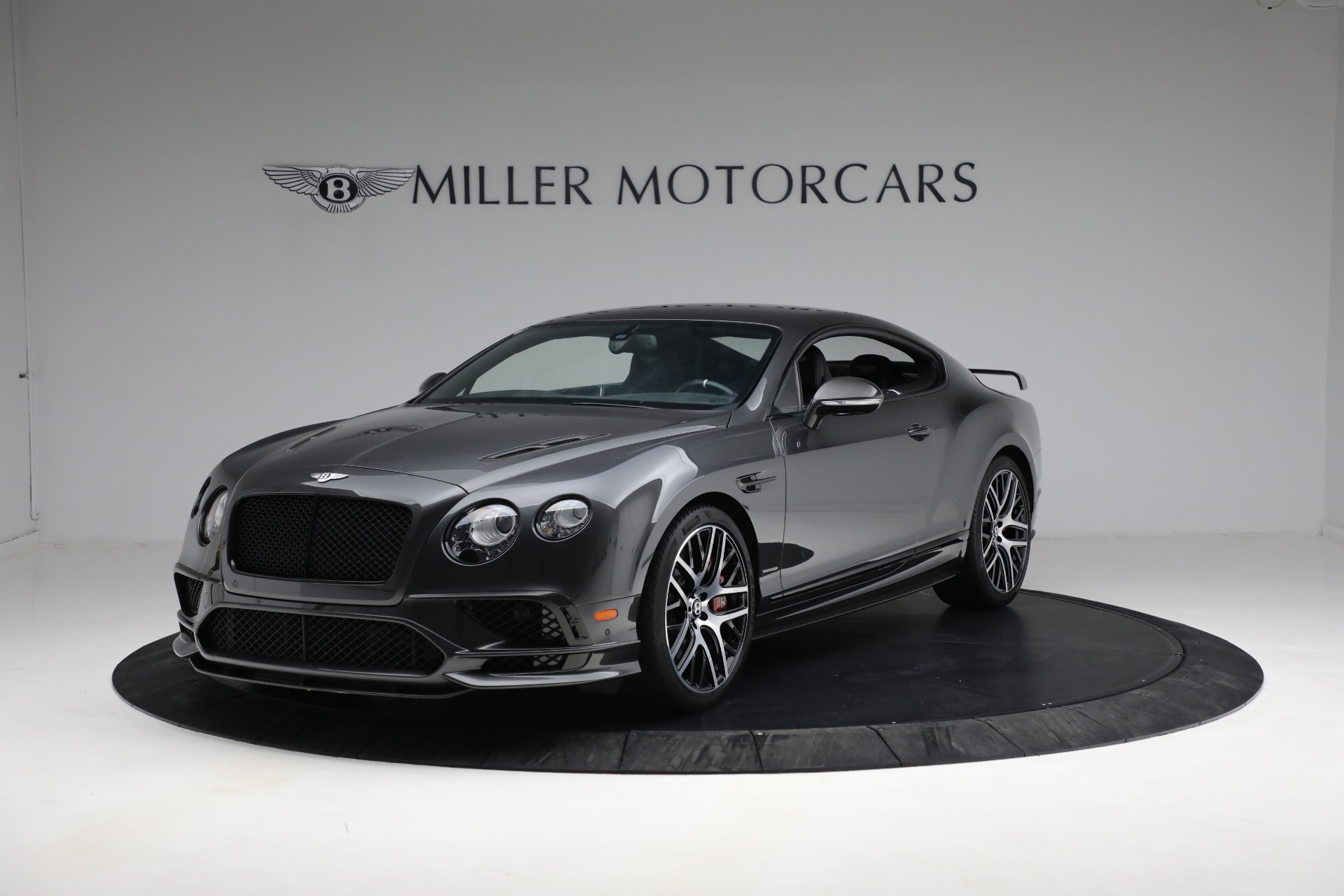 Used 2017 Bentley Continental GT Supersports for sale $189,900 at McLaren Greenwich in Greenwich CT 06830 1