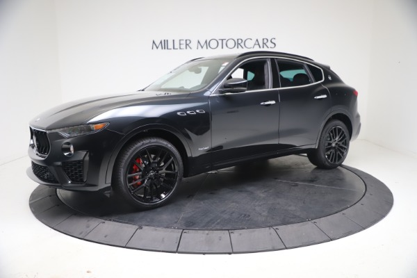 New 2021 Maserati Levante S GranSport for sale Sold at McLaren Greenwich in Greenwich CT 06830 2