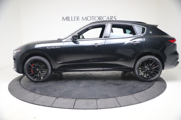 New 2021 Maserati Levante S GranSport for sale Sold at McLaren Greenwich in Greenwich CT 06830 3