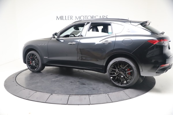 New 2021 Maserati Levante S GranSport for sale Sold at McLaren Greenwich in Greenwich CT 06830 4