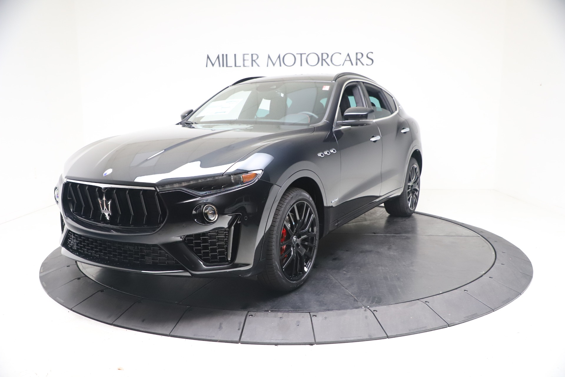 New 2021 Maserati Levante S GranSport for sale Sold at McLaren Greenwich in Greenwich CT 06830 1