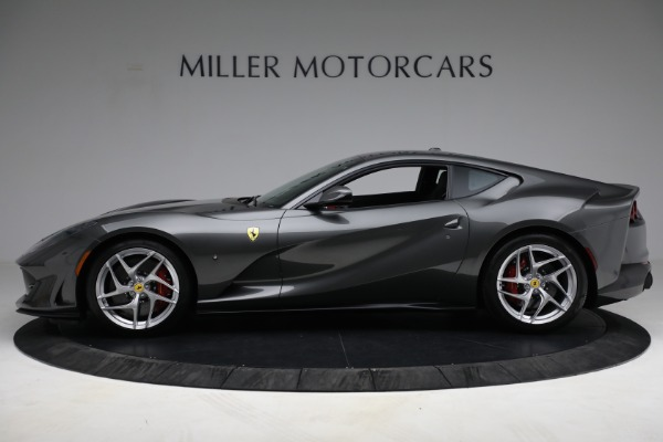 Used 2018 Ferrari 812 Superfast for sale Call for price at McLaren Greenwich in Greenwich CT 06830 3