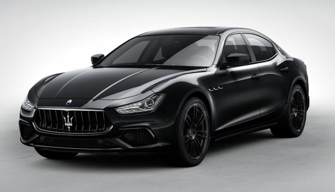 New 2021 Maserati Ghibli SQ4 for sale $91,244 at McLaren Greenwich in Greenwich CT 06830 1
