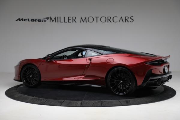 New 2021 McLaren GT Luxe for sale $217,275 at McLaren Greenwich in Greenwich CT 06830 4