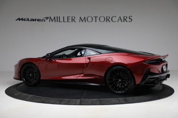 New 2021 McLaren GT for sale $217,275 at McLaren Greenwich in Greenwich CT 06830 4