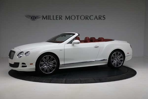 Used 2015 Bentley Continental GT Speed for sale $145,900 at McLaren Greenwich in Greenwich CT 06830 2