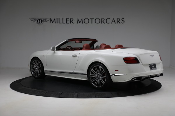 Used 2015 Bentley Continental GT Speed for sale $145,900 at McLaren Greenwich in Greenwich CT 06830 4