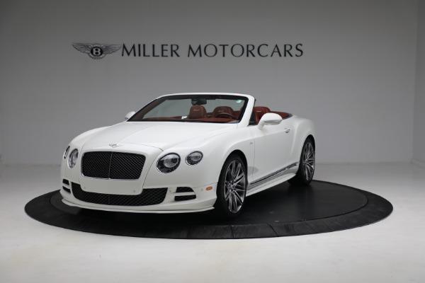 Used 2015 Bentley Continental GT Speed for sale $145,900 at McLaren Greenwich in Greenwich CT 06830 1