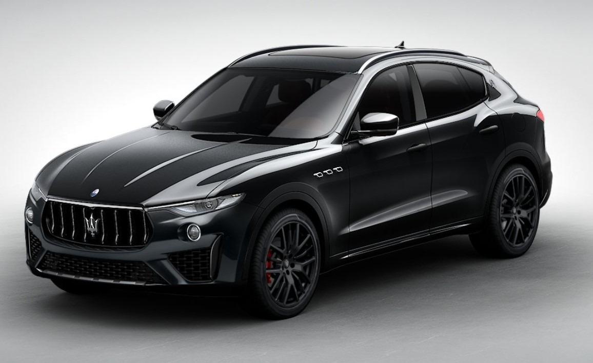 New 2021 Maserati Levante for sale $87,625 at McLaren Greenwich in Greenwich CT 06830 1