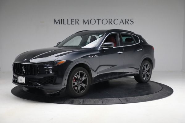 Used 2018 Maserati Levante GranSport for sale $59,900 at McLaren Greenwich in Greenwich CT 06830 2