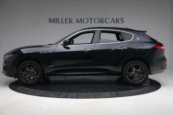 Used 2018 Maserati Levante GranSport for sale $59,900 at McLaren Greenwich in Greenwich CT 06830 3