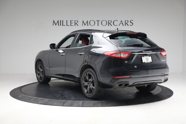Used 2018 Maserati Levante GranSport for sale $59,900 at McLaren Greenwich in Greenwich CT 06830 4