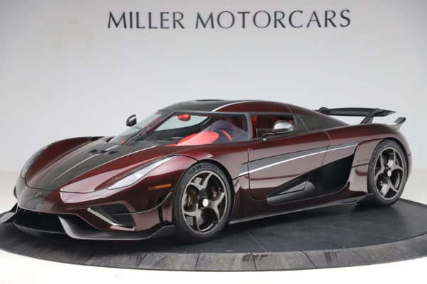 Used 2019 Koenigsegg Regera for sale Call for price at McLaren Greenwich in Greenwich CT 06830 2