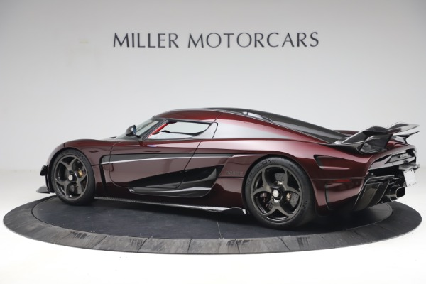 Used 2019 Koenigsegg Regera for sale Call for price at McLaren Greenwich in Greenwich CT 06830 4
