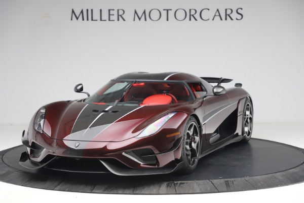 Used 2019 Koenigsegg Regera for sale Call for price at McLaren Greenwich in Greenwich CT 06830 1