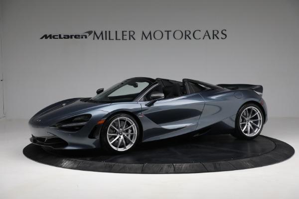 Used 2020 McLaren 720S Spider for sale $334,900 at McLaren Greenwich in Greenwich CT 06830 2
