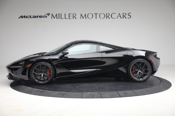 New 2021 McLaren 720S Performance for sale $344,500 at McLaren Greenwich in Greenwich CT 06830 3