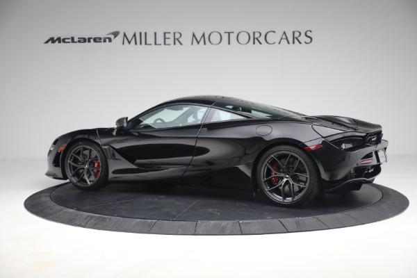 New 2021 McLaren 720S Performance for sale $344,500 at McLaren Greenwich in Greenwich CT 06830 4