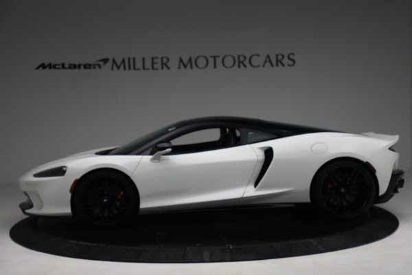 New 2021 McLaren GT Luxe for sale $217,205 at McLaren Greenwich in Greenwich CT 06830 3