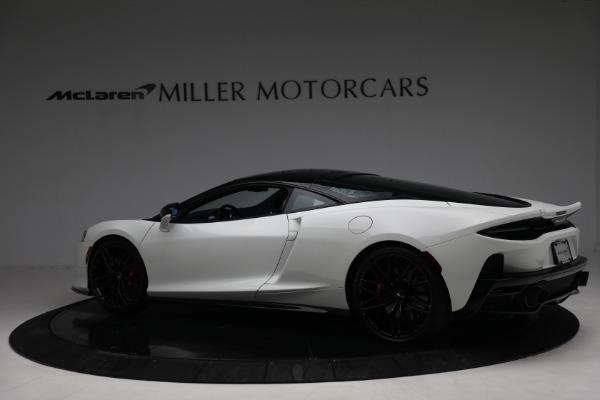 New 2021 McLaren GT Luxe for sale $217,205 at McLaren Greenwich in Greenwich CT 06830 4