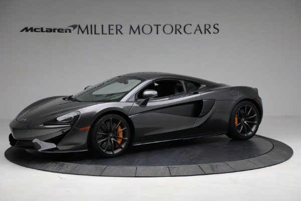 Used 2020 McLaren 570S for sale Call for price at McLaren Greenwich in Greenwich CT 06830 2