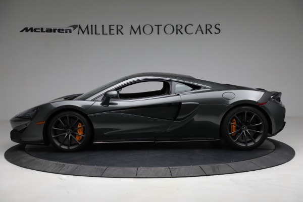 Used 2020 McLaren 570S for sale Call for price at McLaren Greenwich in Greenwich CT 06830 3