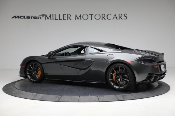Used 2020 McLaren 570S for sale Call for price at McLaren Greenwich in Greenwich CT 06830 4