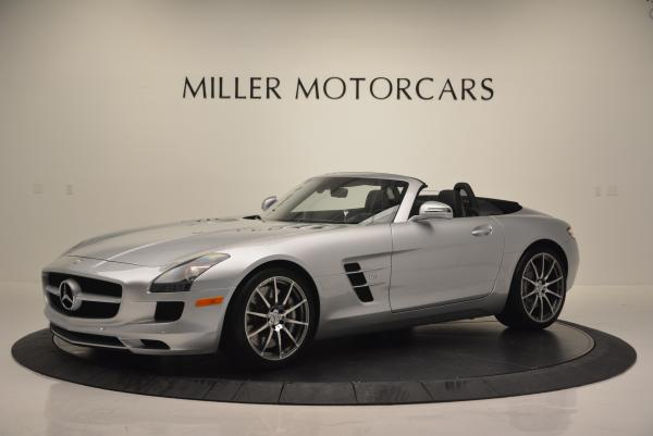 Used 2012 Mercedes Benz SLS AMG for sale Sold at McLaren Greenwich in Greenwich CT 06830 2