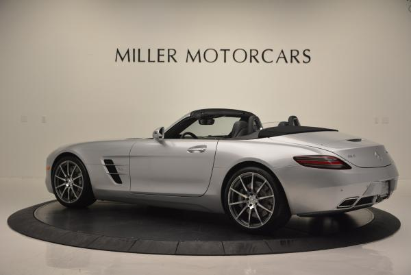 Used 2012 Mercedes Benz SLS AMG for sale Sold at McLaren Greenwich in Greenwich CT 06830 4