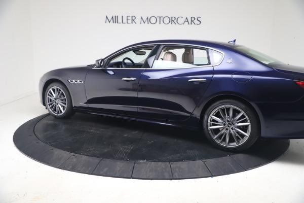 New 2021 Maserati Quattroporte S Q4 GranLusso for sale $126,149 at McLaren Greenwich in Greenwich CT 06830 4