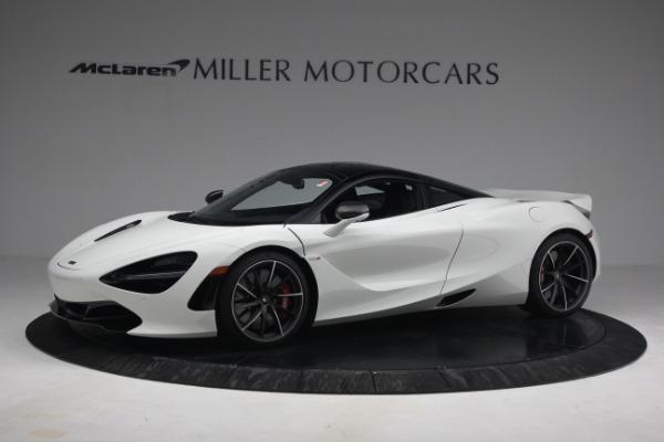 New 2021 McLaren 720S Performance for sale $352,600 at McLaren Greenwich in Greenwich CT 06830 2