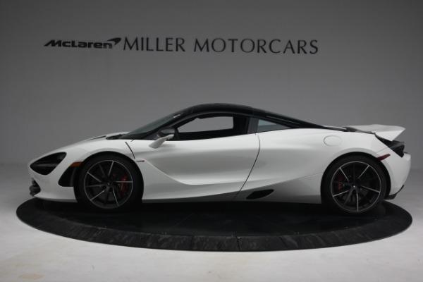 New 2021 McLaren 720S Performance for sale $352,600 at McLaren Greenwich in Greenwich CT 06830 3