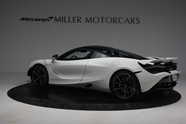 New 2021 McLaren 720S Performance for sale $352,600 at McLaren Greenwich in Greenwich CT 06830 4