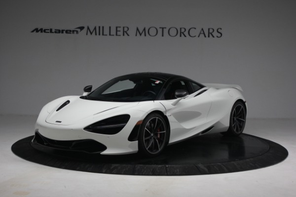 New 2021 McLaren 720S Performance for sale $352,600 at McLaren Greenwich in Greenwich CT 06830 1