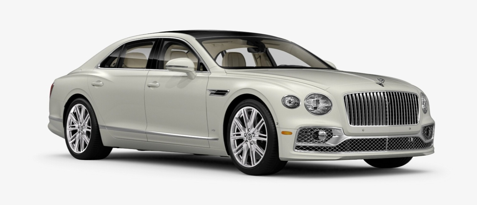 New 2022 Bentley Flying Spur V8 for sale Call for price at McLaren Greenwich in Greenwich CT 06830 1