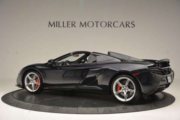 Used 2015 McLaren 650S Spider for sale Sold at McLaren Greenwich in Greenwich CT 06830 4