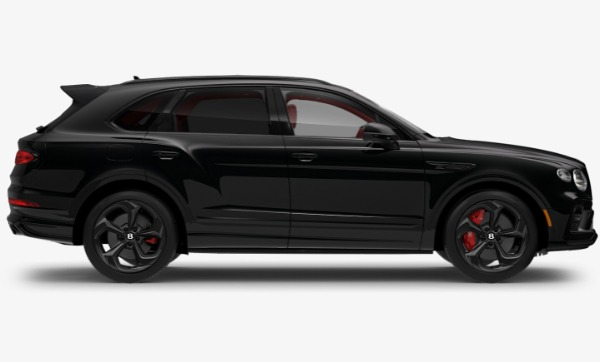New 2022 Bentley Bentayga S for sale Call for price at McLaren Greenwich in Greenwich CT 06830 2