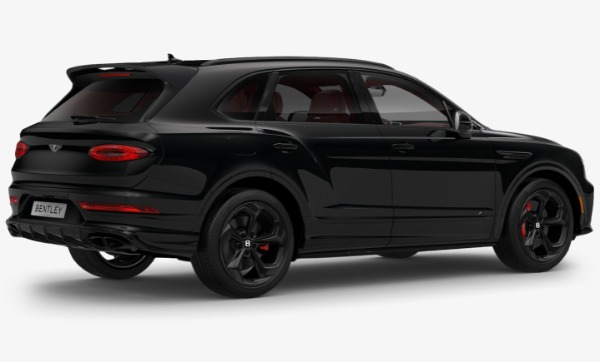 New 2022 Bentley Bentayga V8 S for sale Call for price at McLaren Greenwich in Greenwich CT 06830 3