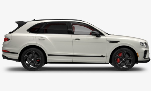 New 2022 Bentley Bentayga V8 S for sale Call for price at McLaren Greenwich in Greenwich CT 06830 2