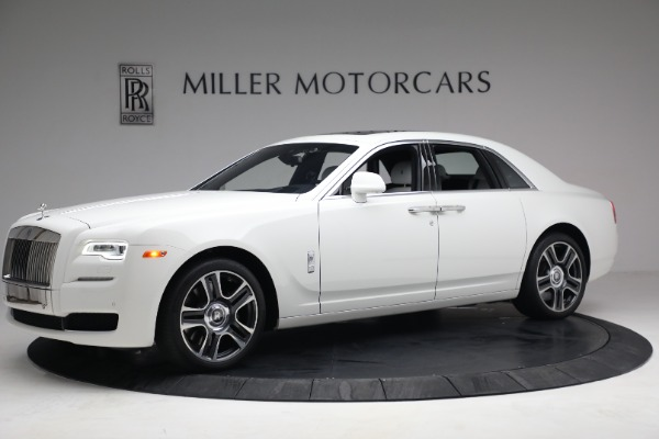 Used 2017 Rolls-Royce Ghost for sale $219,900 at McLaren Greenwich in Greenwich CT 06830 2