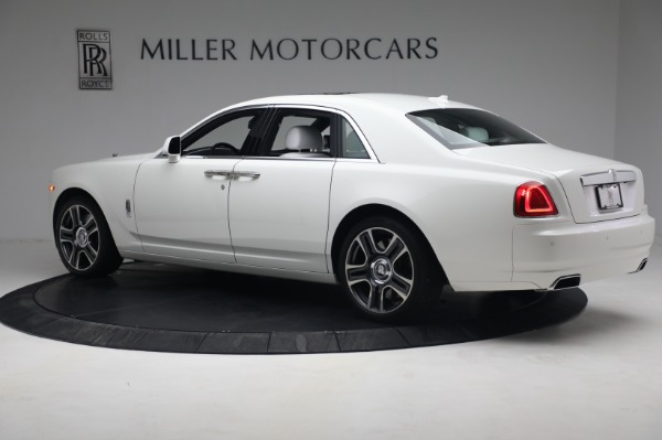Used 2017 Rolls-Royce Ghost for sale $219,900 at McLaren Greenwich in Greenwich CT 06830 4