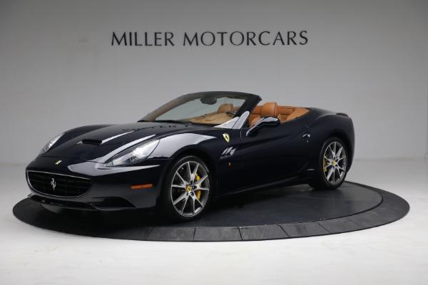Used 2010 Ferrari California for sale Call for price at McLaren Greenwich in Greenwich CT 06830 2