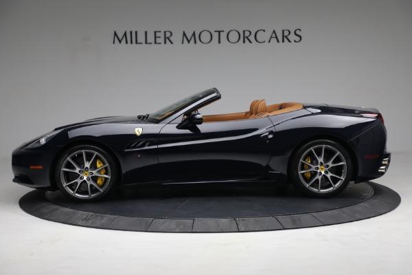 Used 2010 Ferrari California for sale Call for price at McLaren Greenwich in Greenwich CT 06830 3