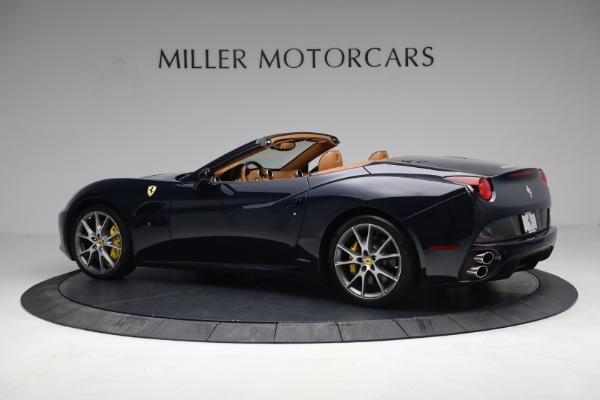 Used 2010 Ferrari California for sale Call for price at McLaren Greenwich in Greenwich CT 06830 4