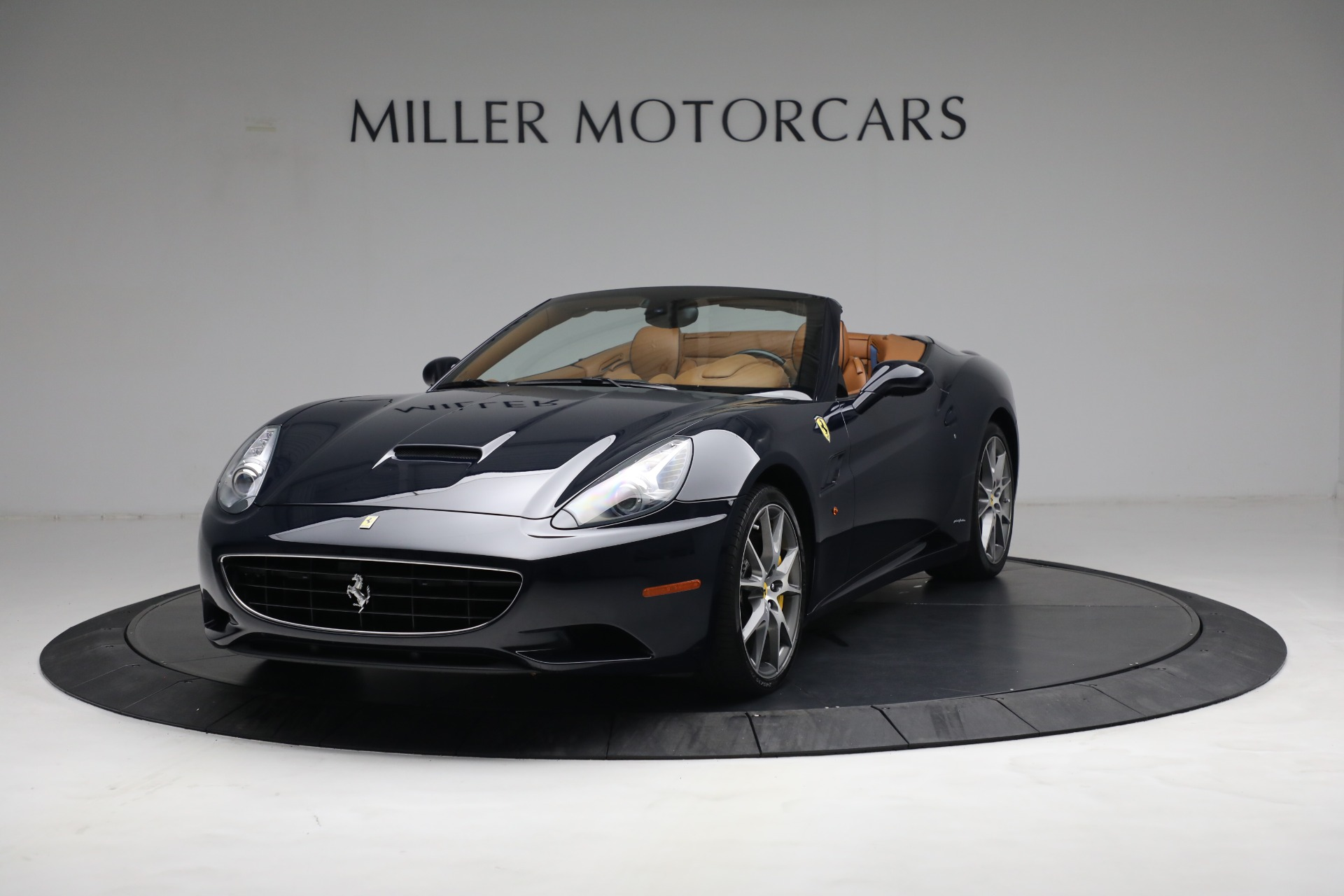 Used 2010 Ferrari California for sale Call for price at McLaren Greenwich in Greenwich CT 06830 1