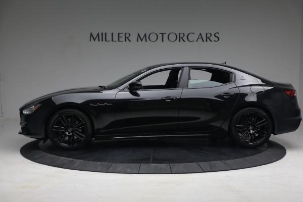 New 2021 Maserati Ghibli SQ4 for sale $92,894 at McLaren Greenwich in Greenwich CT 06830 3